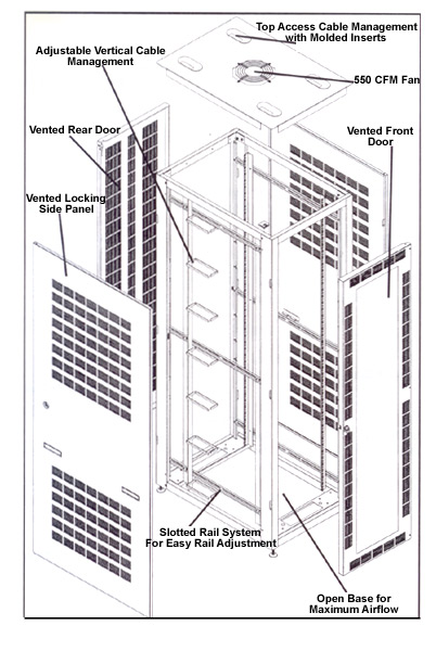 server rack design software