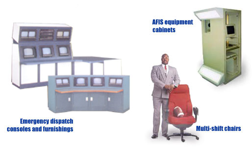 Emergency dispatch consoles multi-shift chairs and secure video cabinets.  sc 1 st  Emergency Dispatch Consoles 24x7 Chairs and Secure & Police and 911 Center Chairs Consoles and Video Cabinets